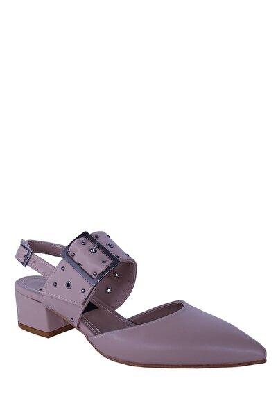 Derigo 39491ten Kadın Topuklu Ayakkabı