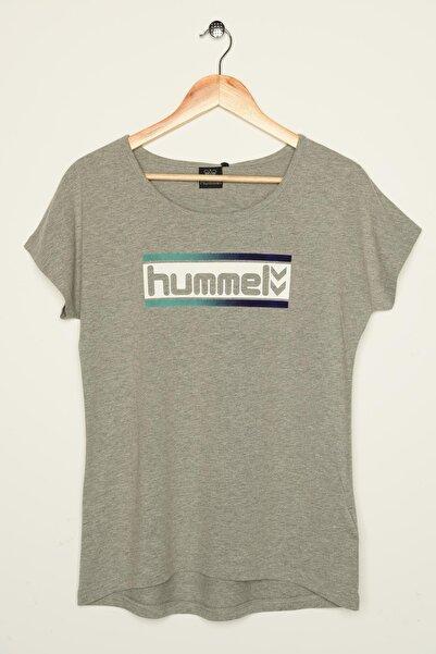 HUMMEL Kadın Spor T-Shirt - Hmlkeila T-Shirt S/S Tee