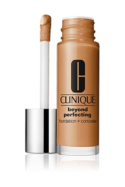 Clinique Fondöten & Kapatıcı - Beyond Perfecting Foundation & Concealer Ginger 30 ml 020714712068
