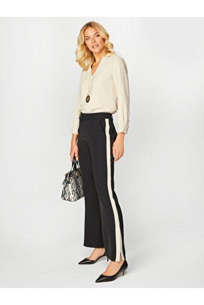 Faik Sönmez Kadın Siyah Pantolon 39506 U39506