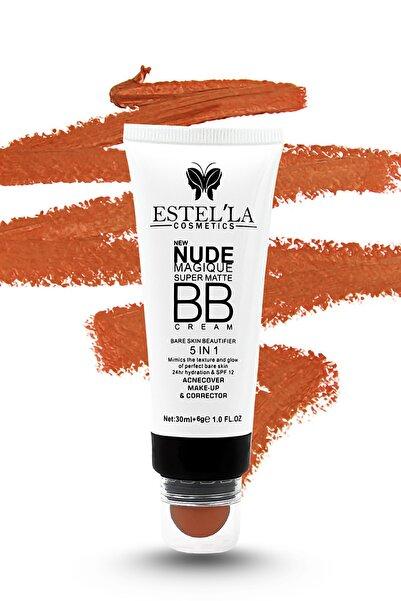 Estella Nude Super Matte Bb Cream 5in1 No:3 - Fn30