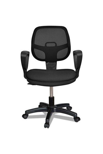 büromotto Pera Siyah Ofis Sandalyesi