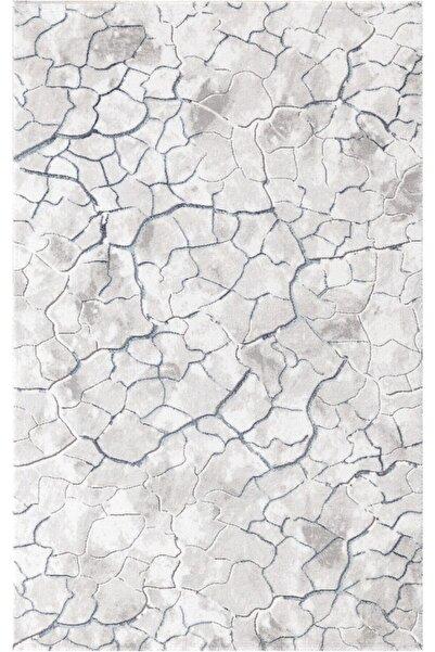 Padişah Halı Duru Serisi Dr044 030 Gri Beyaz