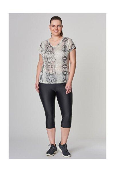 Büyük Beden Kadın T-Shirt CW-9103