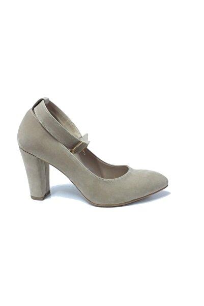 Stella Di More 2328 Bilekten Bağlı Topuklu Kadın Ayakkabısı