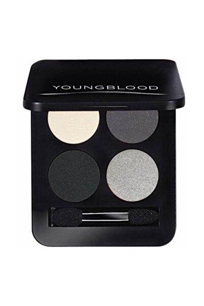 Young Blood 4'Lü göz Farı Paleti - gri Tonlarda - Starlet Quad 4 g 696137100593