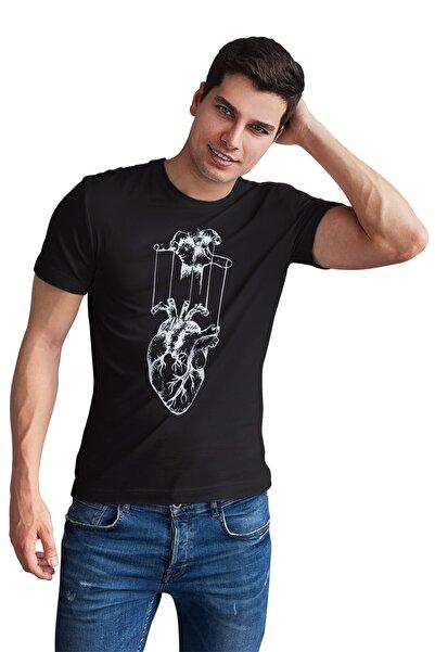 Koala Erkek Siyah T-Shirt PET001SPUPE