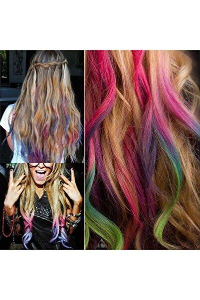 Saç Tebeşiri Seti 6 Renk