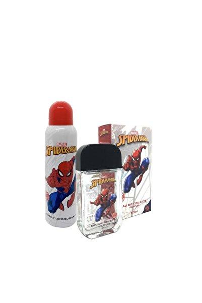 Marvel Spider-Man 50 ml Parfüm Edt + 150 ml Deodorant