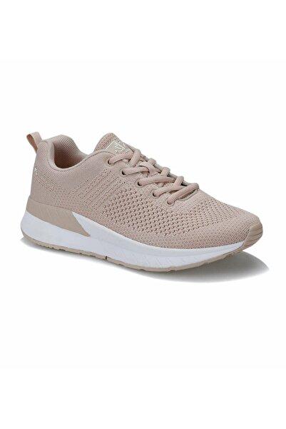 lumberjack Connect Wmn Pudra Bayan Sneaker Yürüyüş Günlük Spor Ayakkabı