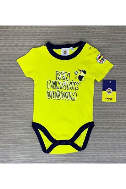 Fenerium Fenerbahçe Lisanslı Erkek Bebek Body