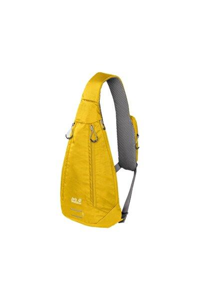 Jack Wolfskin Outdoor Sarı Çanta Delta Bag Air