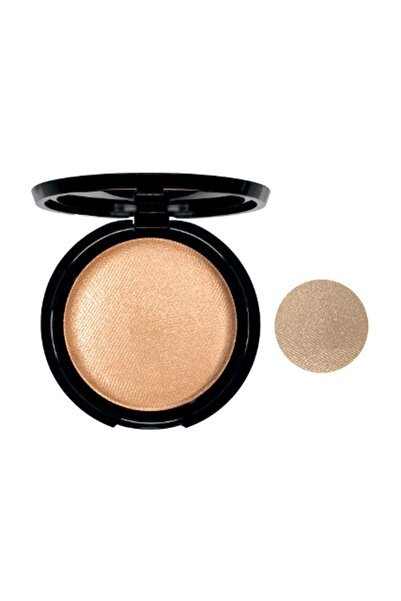 Farmasi Göz Farı - Velvet Eyeshadow No: 10 Vanilla Diamond 5gr 8690131772086