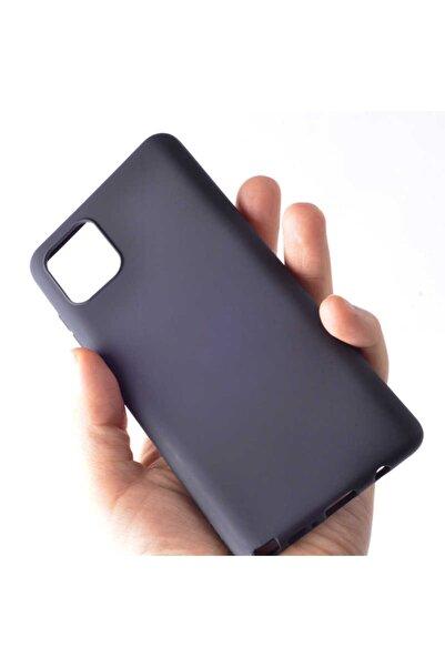 Microsonic Matte Silicone Samsung Galaxy A91 (s10 Lite) Kılıf