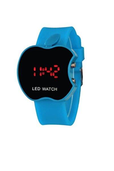 AKCMARKET Elma Model Led Watch Kız - Erkek Çocuk Saat