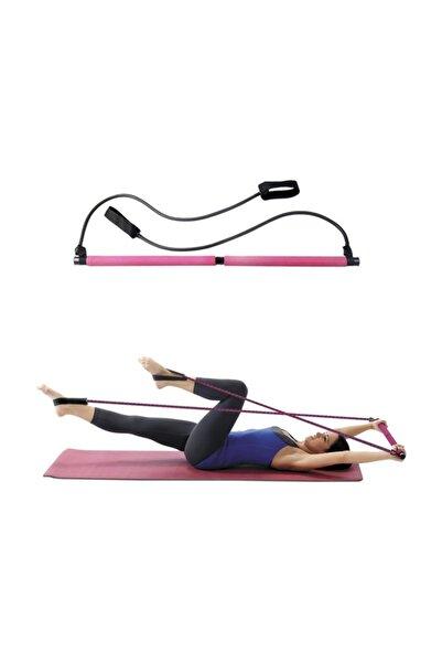 Delta Portable Studio Pilates Jimnastik Egzersiz Çubuğu