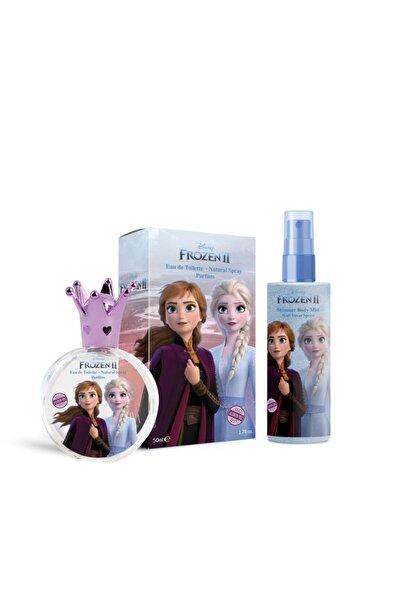 Disney Frozen 50 ml Parfüm Edt + 150 ml Body Mist