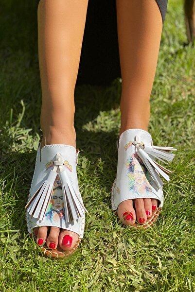 İnan Ayakkabı Kadın Sandalet INA2040ML