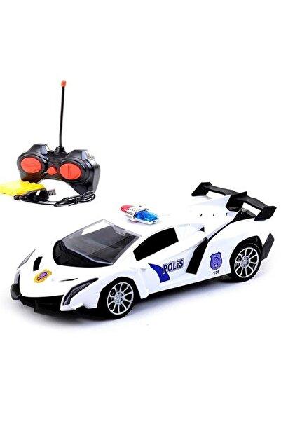 Kayyum Roadstar 1:Şarjlı Kumandalı Polis Arabası