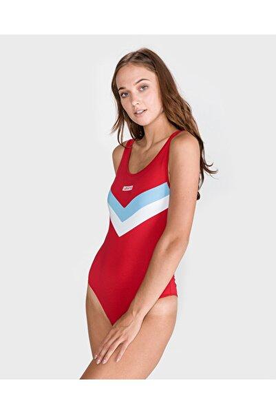 Levi's Kadın Florence Bodysuit T-shirt Zıbın 80812-0001
