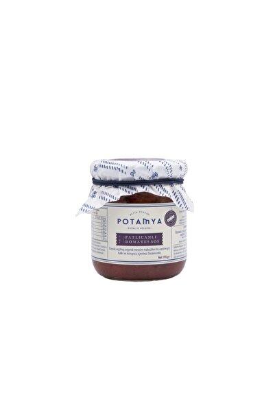 POTAMYA Organik Domates Patlıcan Sos 190 gr