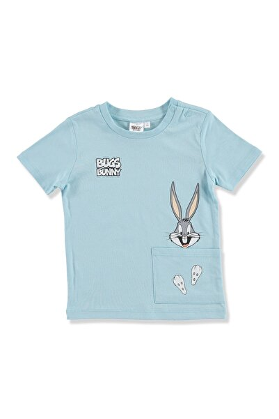 Warner Bross Warner Bros Yaz Erkek Bebek Looney Tunes Tshirt