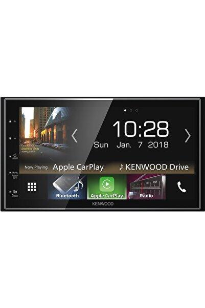 Kenwood Dmx-7018bts Multimedya Apple Carplay Android Auto Mirrorlink Bluetooth Usb Radyo