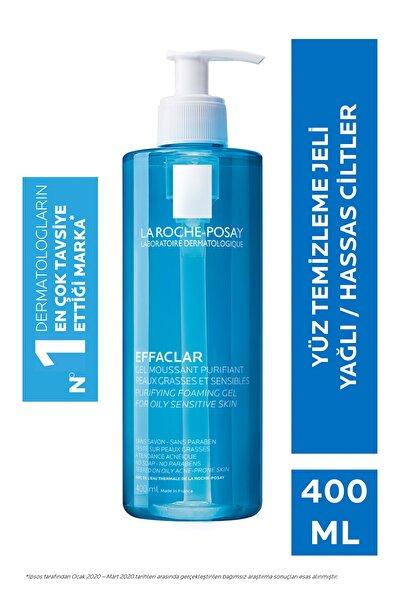 Effaclar Jel Temizleme Jeli Yağlı/Akneye Eğilim Gösteren Ciltler 400 ml