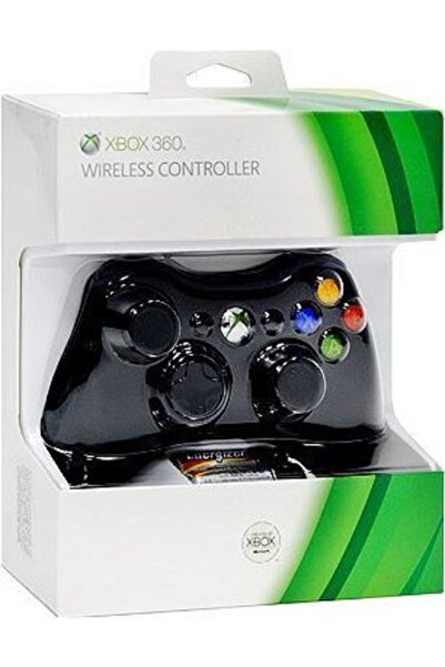 MICROSOFT Xbox 360 Oyun Kolu Gamepad Kablosuz