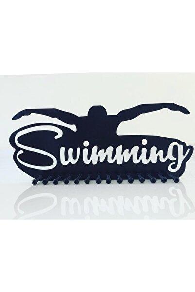 tritasarım Madalya Askısı Yüzme Kelebek Model
