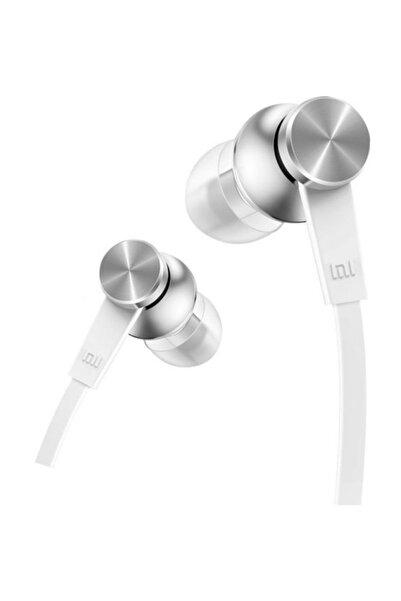 Piston Basic Edition Mikrofonlu Kulakiçi Kulaklık Gümüş