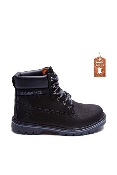 Hammer Jack Siyah Crayz Erkek Ayakkabı 102 16600-M