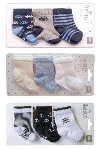 Pixter&Bro 9 Lu Asetat Yeni Doğan Bebek Soket