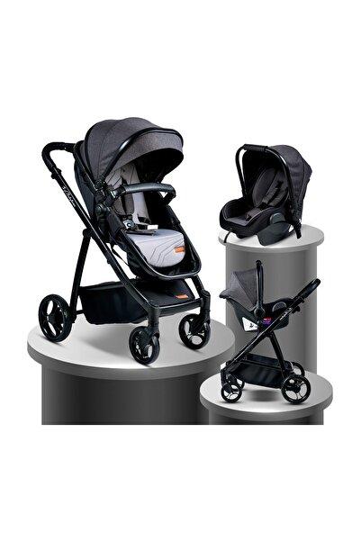 Baby Home Bh 955 Gold Vip Travel Sistem Bebek Arabası +  Puset