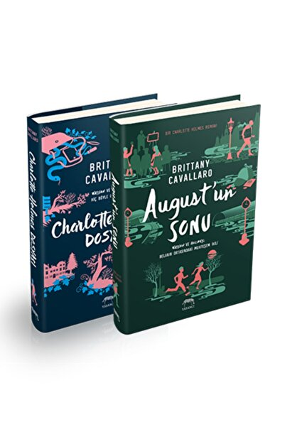 Yabancı Yayınevi Charlotte Holmes Serisi 2 Kitap Takım