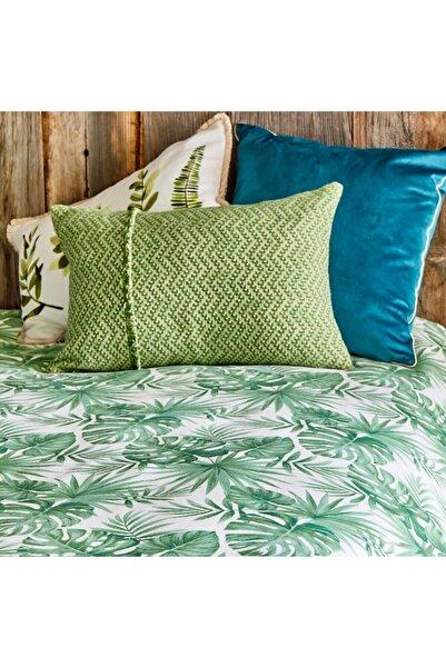 Bella Maison %100 Pamuk Nieves Yeşil Pike Çift Kişilik (220x230 Cm)