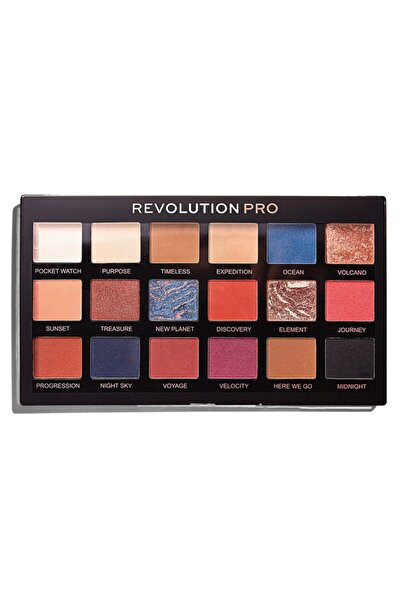Revolution Pro Far Paleti - Regeneration Palette -trends Azure 5057566027588