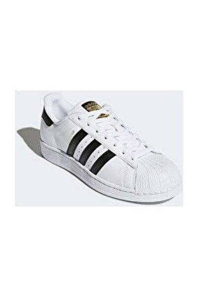 Superstar Unisex Spor Ayakkabı Beyaz C77124