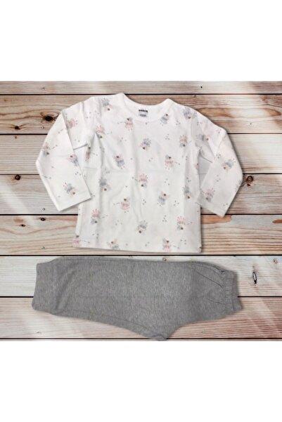 Bücürük Kız Çocuk Pijama Takımı
