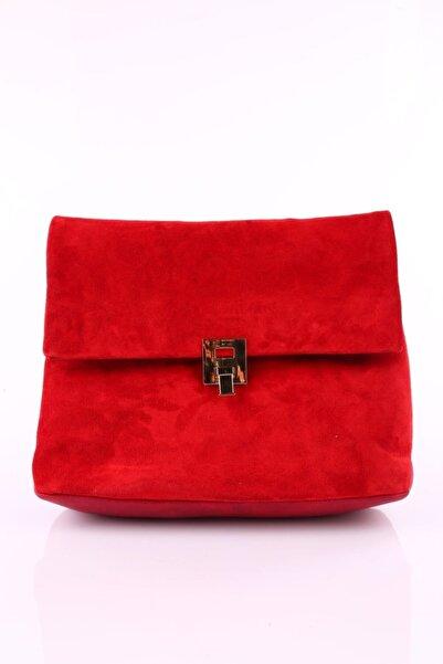 Jacquline Zd175 Kadın  Çanta Kırmızı