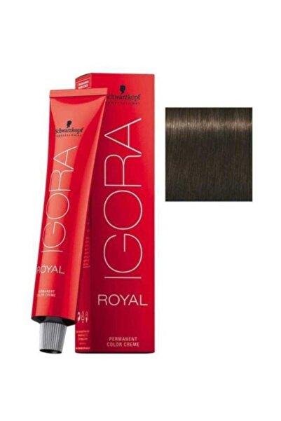 Royal No:5-0 Açık Kahve Saç Boyası