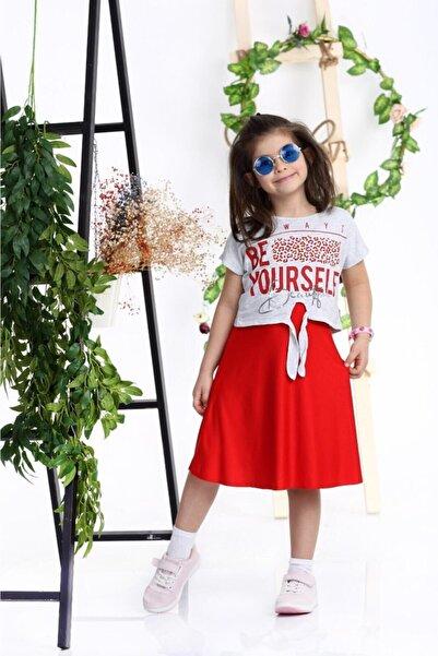 Be Yourself Kız Çoçuk Elbise 6-10 Yaş