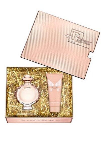Paco Rabanne Olympea Edp 80 + Body Lotion 100 ml Kadın Parfüm Seti