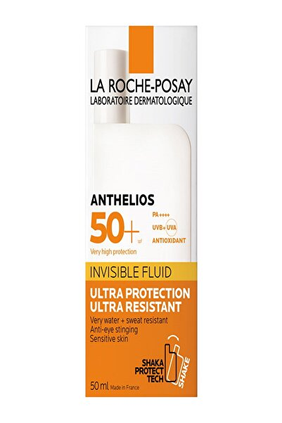 La Roche Posay La Roche-posay Anthelıos 50+ Fluid Invisible
