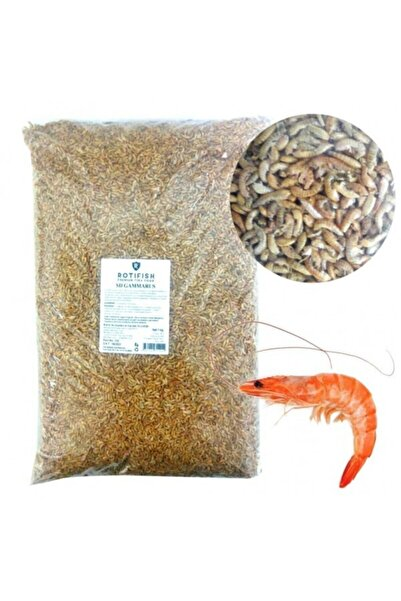 Rotifish Gammarus (karides) Balık Ve Kaplumbağa Yemi 250 gr