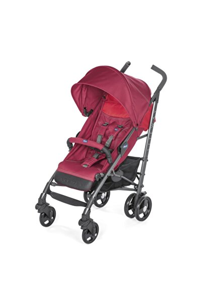 Chicco Lite Way3 Top Bb Baston Bebek Arabası/ Kırmızı