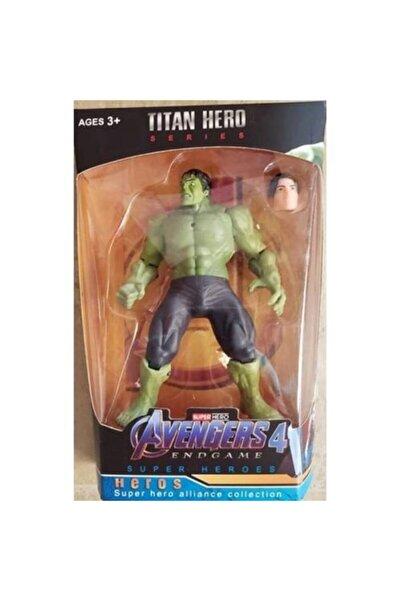 SUDEN Titan Hero Avengers Işıklı Yeşil Dev Hulk Figür