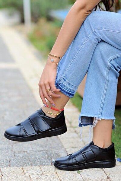 Kadın Siyah Siyah Ayakkabı