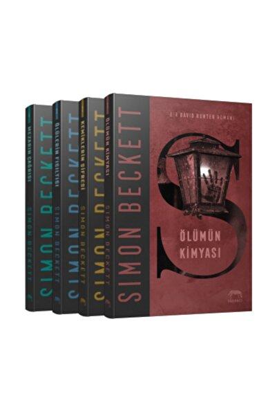 Yabancı Yayınevi David Hunter Serisi 4 Kitap Takım