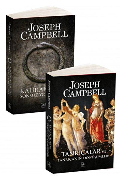 İthaki Yayınları Joseph Campbell 2 Kitap Takım